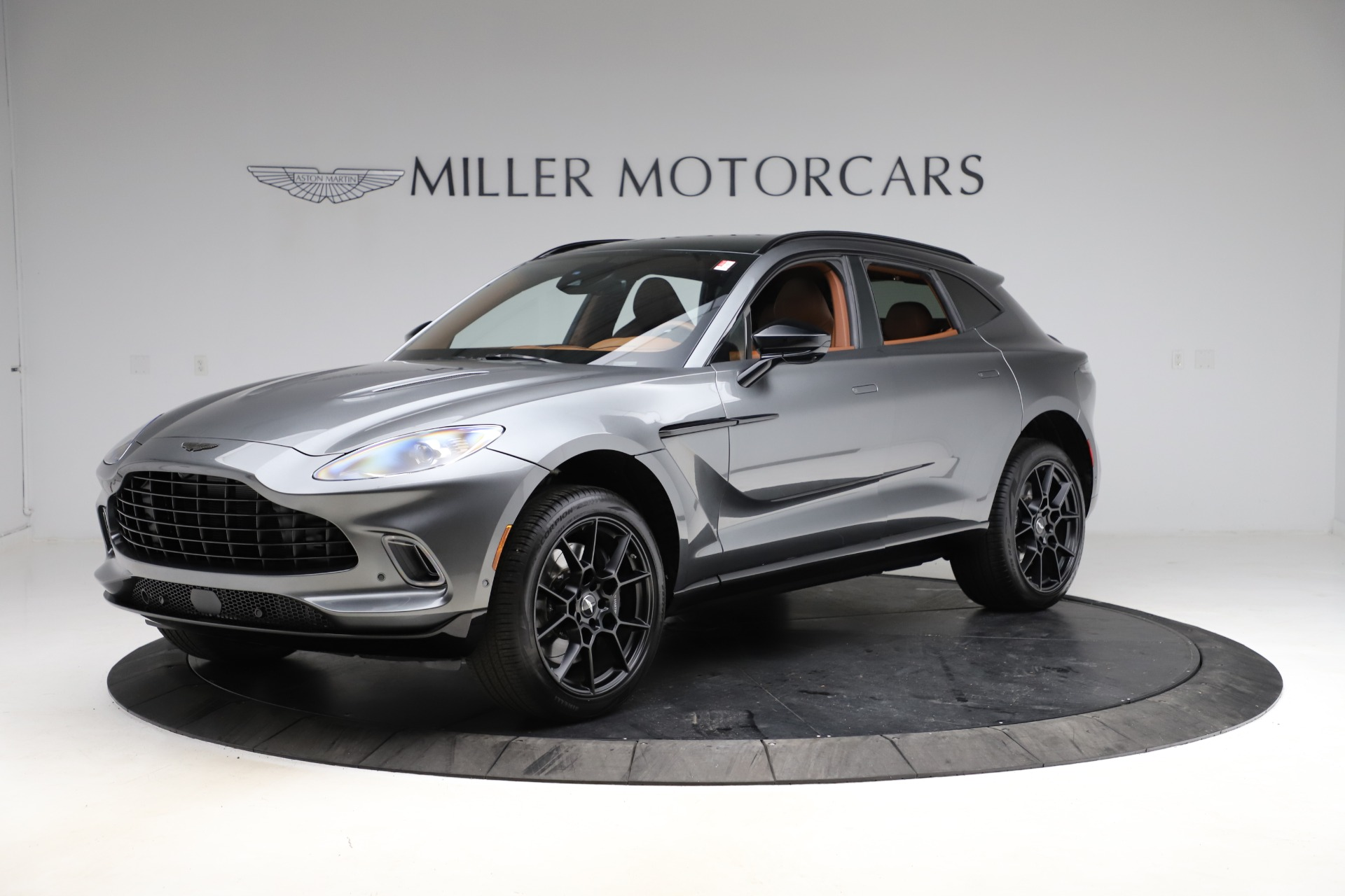New 2021 Aston Martin DBX for sale $229,486 at Maserati of Greenwich in Greenwich CT 06830 1