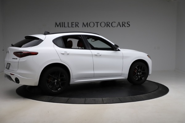 New 2020 Alfa Romeo Stelvio Ti Sport Q4 for sale $53,445 at Maserati of Greenwich in Greenwich CT 06830 8