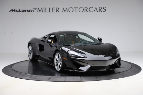Used 2019 McLaren 570S for sale $177,900 at Maserati of Greenwich in Greenwich CT 06830 10
