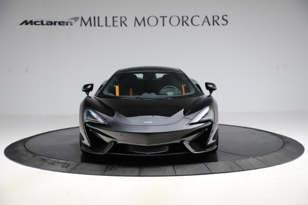 Used 2019 McLaren 570S for sale $177,900 at Maserati of Greenwich in Greenwich CT 06830 11