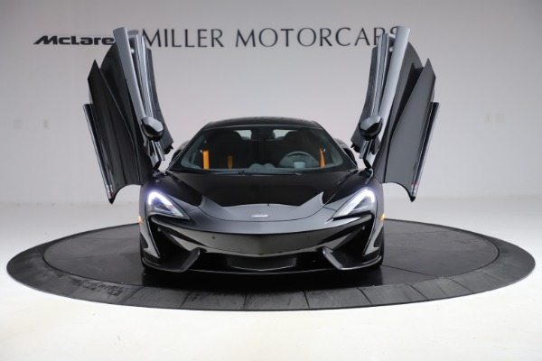 Used 2019 McLaren 570S for sale $177,900 at Maserati of Greenwich in Greenwich CT 06830 12