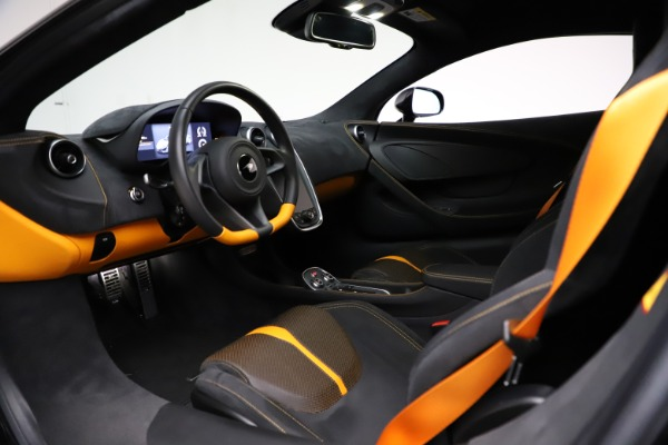 Used 2019 McLaren 570S for sale $177,900 at Maserati of Greenwich in Greenwich CT 06830 16