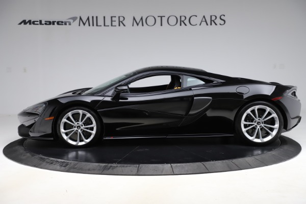 Used 2019 McLaren 570S for sale $177,900 at Maserati of Greenwich in Greenwich CT 06830 2