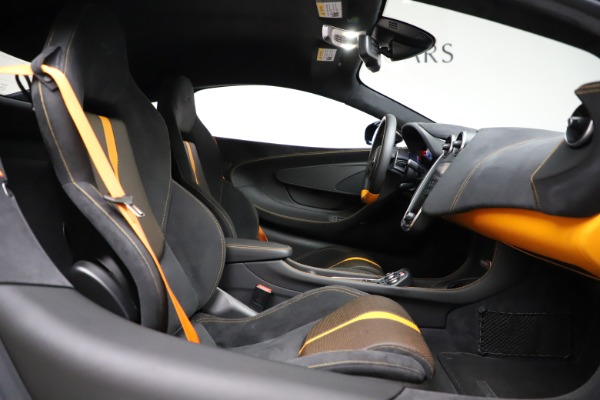 Used 2019 McLaren 570S for sale $177,900 at Maserati of Greenwich in Greenwich CT 06830 20