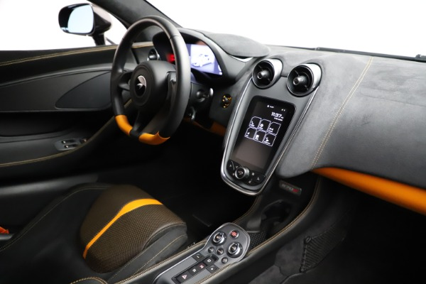 Used 2019 McLaren 570S for sale $177,900 at Maserati of Greenwich in Greenwich CT 06830 22