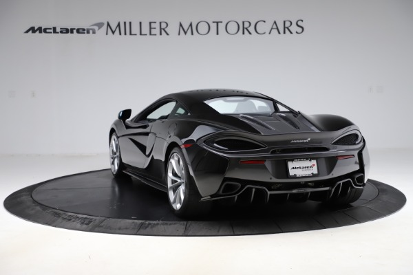 Used 2019 McLaren 570S for sale $177,900 at Maserati of Greenwich in Greenwich CT 06830 4