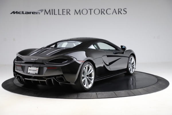 Used 2019 McLaren 570S for sale $177,900 at Maserati of Greenwich in Greenwich CT 06830 6