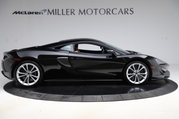 Used 2019 McLaren 570S for sale $177,900 at Maserati of Greenwich in Greenwich CT 06830 8