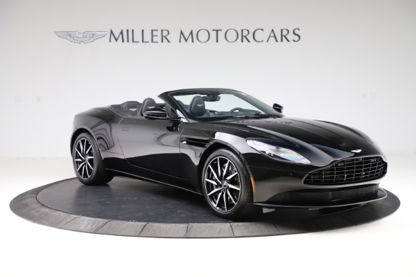 New 2021 Aston Martin DB11 Volante Convertible for sale $254,416 at Maserati of Greenwich in Greenwich CT 06830 10