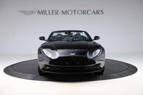 New 2021 Aston Martin DB11 Volante Convertible for sale $254,416 at Maserati of Greenwich in Greenwich CT 06830 11