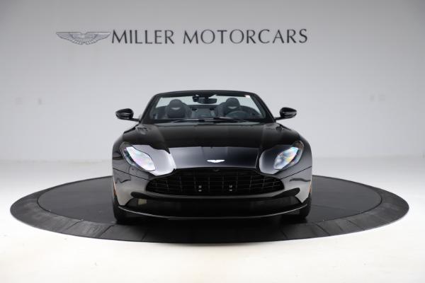 New 2021 Aston Martin DB11 Volante for sale $254,416 at Maserati of Greenwich in Greenwich CT 06830 11