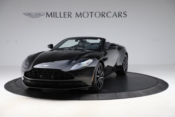 New 2021 Aston Martin DB11 Volante Convertible for sale $254,416 at Maserati of Greenwich in Greenwich CT 06830 12