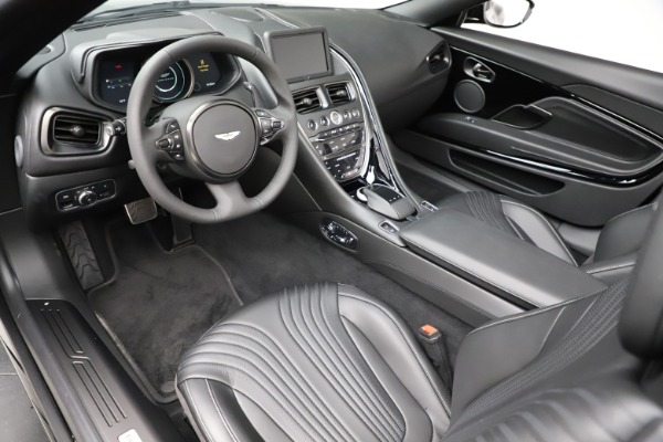 New 2021 Aston Martin DB11 Volante for sale $254,416 at Maserati of Greenwich in Greenwich CT 06830 13