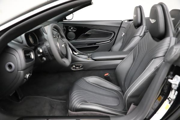 New 2021 Aston Martin DB11 Volante for sale $254,416 at Maserati of Greenwich in Greenwich CT 06830 14