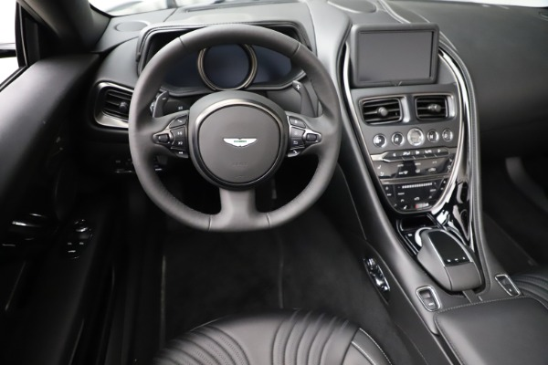 New 2021 Aston Martin DB11 Volante Convertible for sale $254,416 at Maserati of Greenwich in Greenwich CT 06830 17