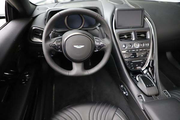 New 2021 Aston Martin DB11 Volante for sale $254,416 at Maserati of Greenwich in Greenwich CT 06830 17