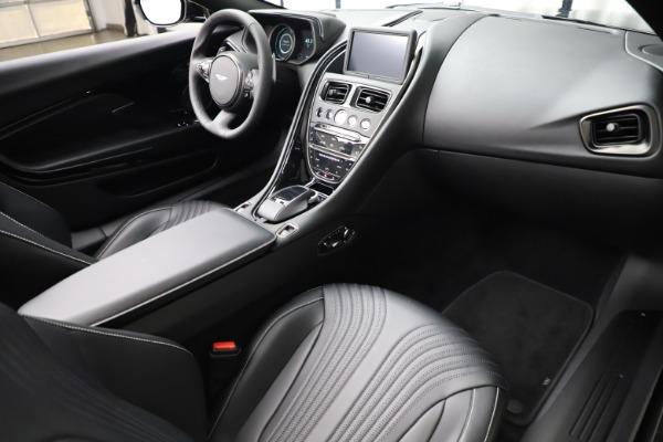 New 2021 Aston Martin DB11 Volante for sale $254,416 at Maserati of Greenwich in Greenwich CT 06830 19