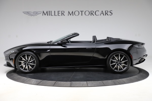New 2021 Aston Martin DB11 Volante Convertible for sale $254,416 at Maserati of Greenwich in Greenwich CT 06830 2