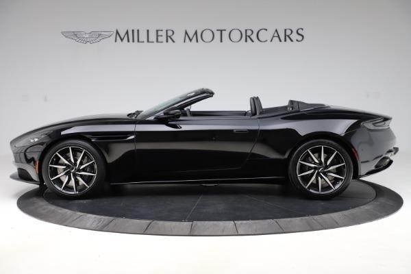 New 2021 Aston Martin DB11 Volante for sale $254,416 at Maserati of Greenwich in Greenwich CT 06830 2