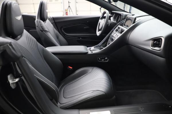 New 2021 Aston Martin DB11 Volante for sale $254,416 at Maserati of Greenwich in Greenwich CT 06830 20