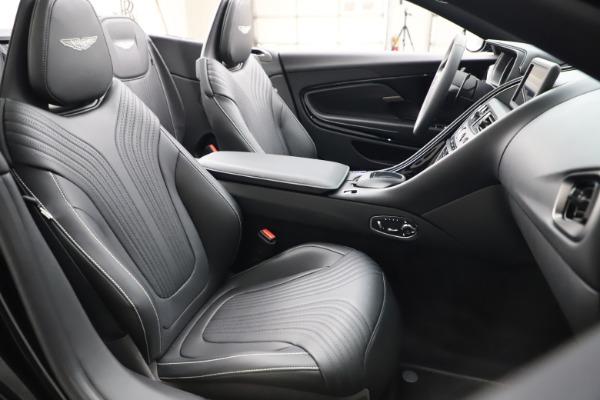 New 2021 Aston Martin DB11 Volante for sale $254,416 at Maserati of Greenwich in Greenwich CT 06830 21