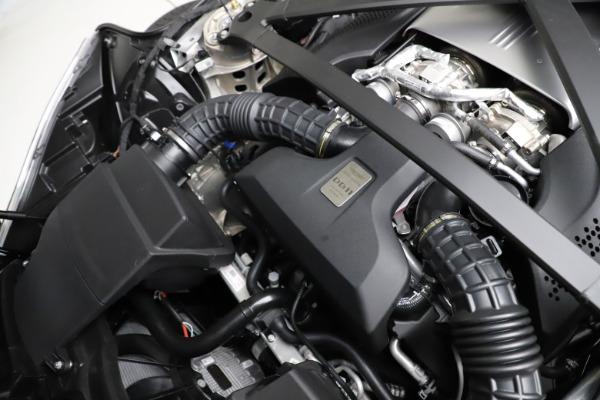 New 2021 Aston Martin DB11 Volante for sale $254,416 at Maserati of Greenwich in Greenwich CT 06830 22