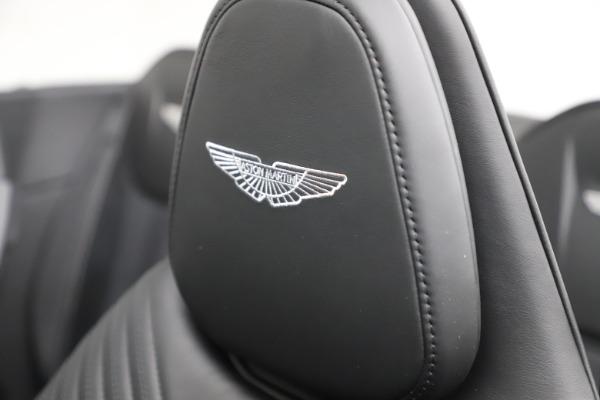 New 2021 Aston Martin DB11 Volante for sale $254,416 at Maserati of Greenwich in Greenwich CT 06830 23