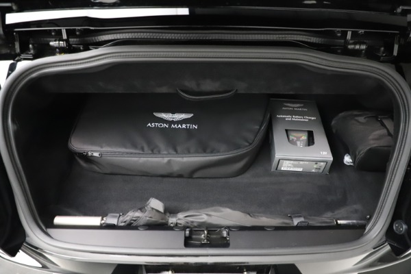 New 2021 Aston Martin DB11 Volante for sale $254,416 at Maserati of Greenwich in Greenwich CT 06830 24