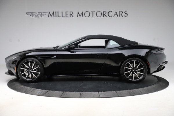 New 2021 Aston Martin DB11 Volante Convertible for sale $254,416 at Maserati of Greenwich in Greenwich CT 06830 25