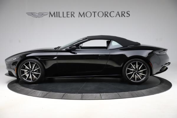New 2021 Aston Martin DB11 Volante for sale $254,416 at Maserati of Greenwich in Greenwich CT 06830 25