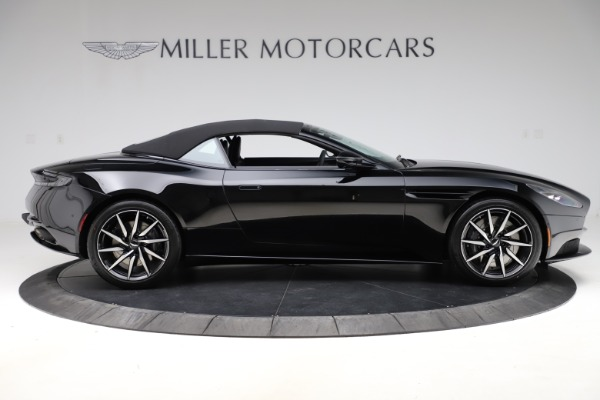 New 2021 Aston Martin DB11 Volante Convertible for sale $254,416 at Maserati of Greenwich in Greenwich CT 06830 28