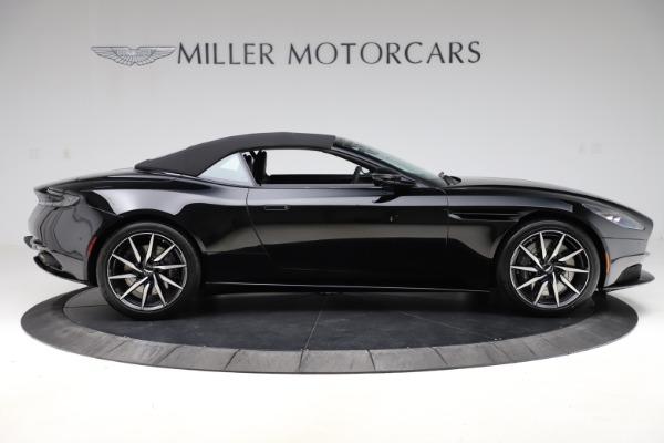 New 2021 Aston Martin DB11 Volante for sale $254,416 at Maserati of Greenwich in Greenwich CT 06830 28