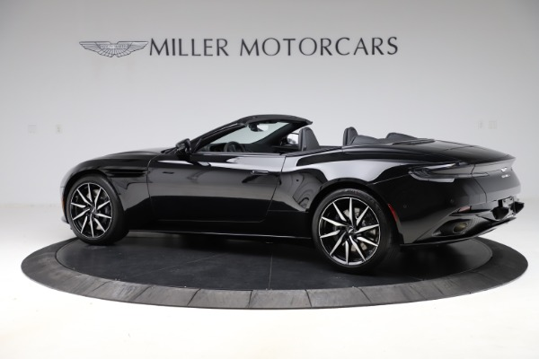 New 2021 Aston Martin DB11 Volante Convertible for sale $254,416 at Maserati of Greenwich in Greenwich CT 06830 3