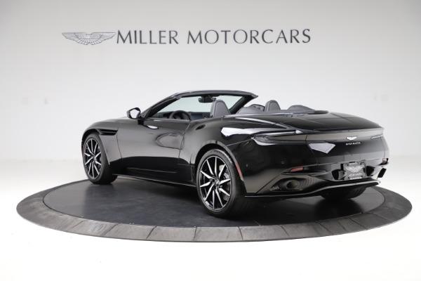 New 2021 Aston Martin DB11 Volante for sale $254,416 at Maserati of Greenwich in Greenwich CT 06830 4