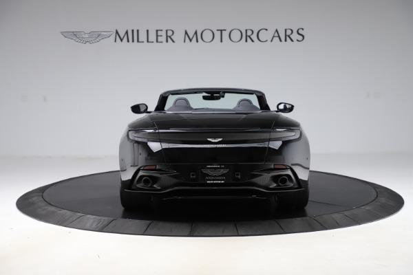 New 2021 Aston Martin DB11 Volante for sale $254,416 at Maserati of Greenwich in Greenwich CT 06830 5