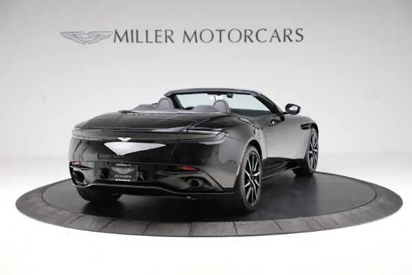 New 2021 Aston Martin DB11 Volante Convertible for sale $254,416 at Maserati of Greenwich in Greenwich CT 06830 6