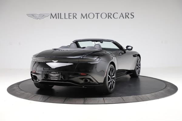 New 2021 Aston Martin DB11 Volante for sale $254,416 at Maserati of Greenwich in Greenwich CT 06830 6