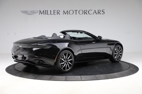 New 2021 Aston Martin DB11 Volante for sale $254,416 at Maserati of Greenwich in Greenwich CT 06830 7