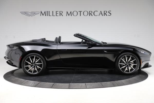 New 2021 Aston Martin DB11 Volante for sale $254,416 at Maserati of Greenwich in Greenwich CT 06830 8