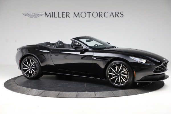 New 2021 Aston Martin DB11 Volante Convertible for sale $254,416 at Maserati of Greenwich in Greenwich CT 06830 9