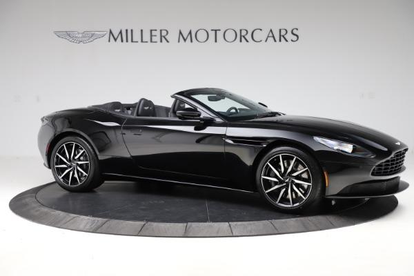 New 2021 Aston Martin DB11 Volante for sale $254,416 at Maserati of Greenwich in Greenwich CT 06830 9