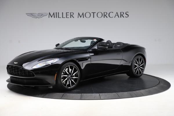 New 2021 Aston Martin DB11 Volante for sale $254,416 at Maserati of Greenwich in Greenwich CT 06830 1