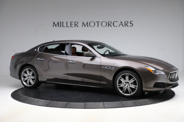 Used 2018 Maserati Quattroporte S Q4 GranLusso for sale $69,900 at Maserati of Greenwich in Greenwich CT 06830 10