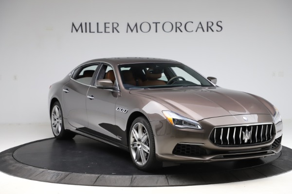 Used 2018 Maserati Quattroporte S Q4 GranLusso for sale $69,900 at Maserati of Greenwich in Greenwich CT 06830 11