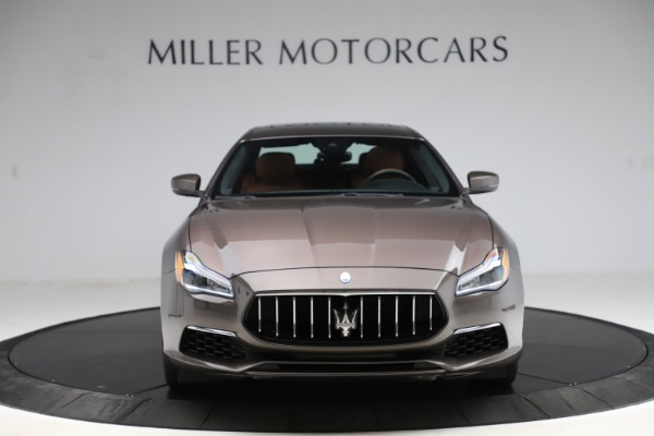 Used 2018 Maserati Quattroporte S Q4 GranLusso for sale $69,900 at Maserati of Greenwich in Greenwich CT 06830 12