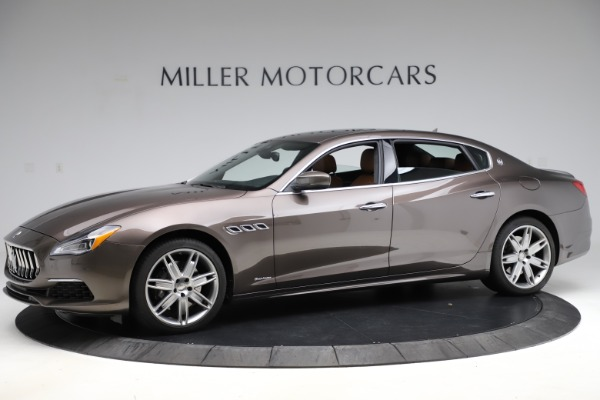 Used 2018 Maserati Quattroporte S Q4 GranLusso for sale $69,900 at Maserati of Greenwich in Greenwich CT 06830 2