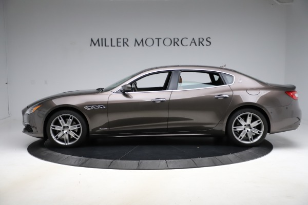 Used 2018 Maserati Quattroporte S Q4 GranLusso for sale $69,900 at Maserati of Greenwich in Greenwich CT 06830 3