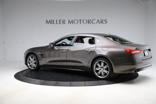 Used 2018 Maserati Quattroporte S Q4 GranLusso for sale $69,900 at Maserati of Greenwich in Greenwich CT 06830 4