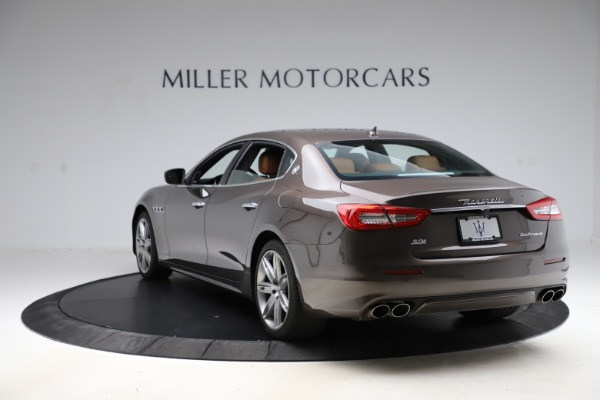 Used 2018 Maserati Quattroporte S Q4 GranLusso for sale $69,900 at Maserati of Greenwich in Greenwich CT 06830 5