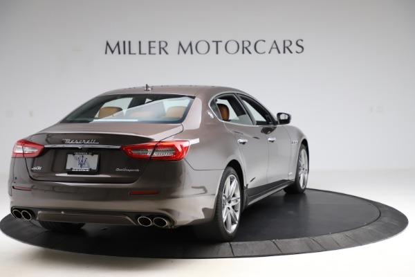 Used 2018 Maserati Quattroporte S Q4 GranLusso for sale $69,900 at Maserati of Greenwich in Greenwich CT 06830 7